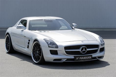 2010 Mercedes-benz Sls Amg By Hamann