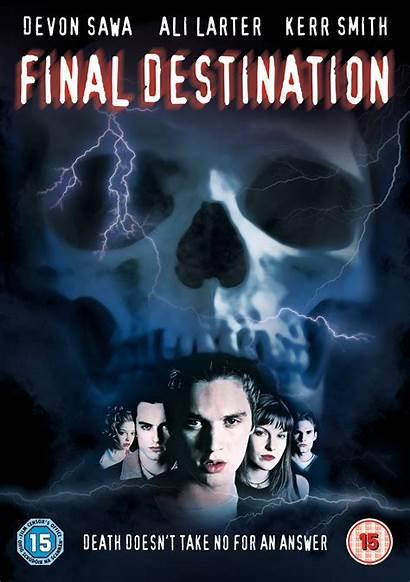 Destination Final Dvd Hmv Import Film