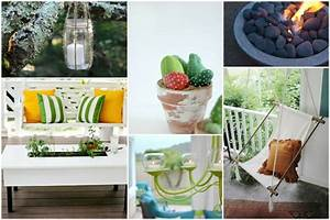 Deko Ideen Terrasse : deko f r die terrasse selber machen 9 kreative ideen ~ Orissabook.com Haus und Dekorationen