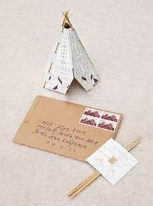 a teepee wedding invitation creative boom magazine With 3d tipi wedding invitations