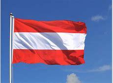 Große Österreich Flagge 150 x 250 cm FlaggenPlatzde