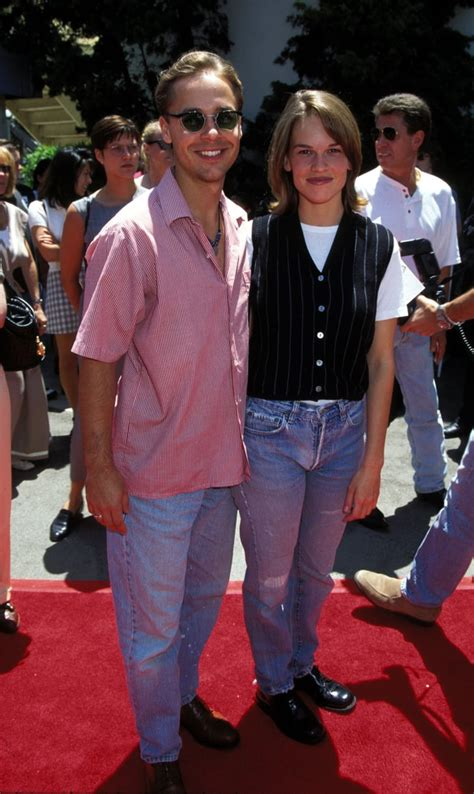 Hilary Swank, 1996 | Old Red Carpet Photos Vintage Archive ...