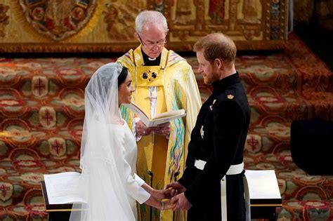 married prince harry  meghan markle declared