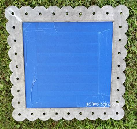 shabby chic spray paint colors shabby chic metal frame paint diy just me regina