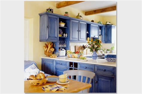 Brighten Your Kitchen With Color
