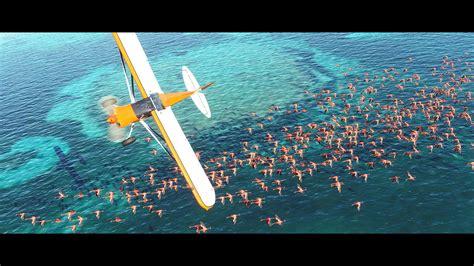 microsoft announces  flight simulator digital flight wire