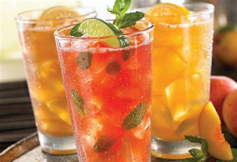 fruit tea recipe fresh fruit and tea drink 1mrecipes