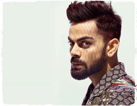 virat kohlis famous hairstyles bblunt