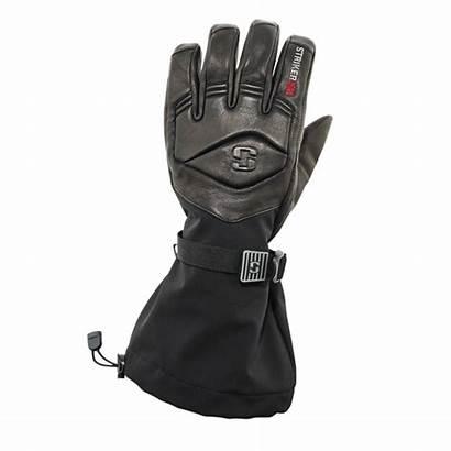 Combat Glove Striker Ice Gloves Leather
