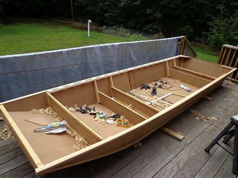 Flat Bottom Plywood Boat Plans by Plywood Jon Boat Plans Related Keywords Plywood Jon Boat