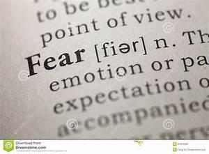 Fear Stock Photos - Image: 31315033