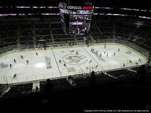 Ppg Paints Seating Chart Concert Ppg Paints Arena Section 221 Pittsburgh Penguins