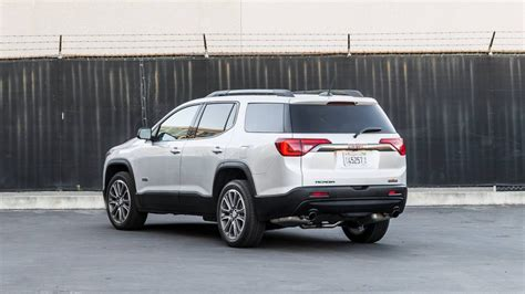 2019 Gmc Acadia Look Wallpapers  Auto Car Rumors