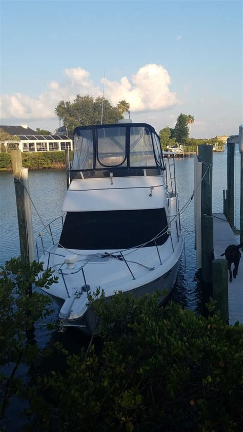 Carver Boats For Sale Florida by Carver 326 Motor Yacht Boats For Sale In Florida
