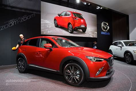 2016 Mazda Cx-3 Fuel Economy Figures Released