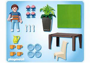 salle a manger 5335 a playmobilr france With salle a manger playmobil 5335