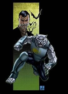 Werewolf plus superhero equals by sean-izaakse on DeviantArt