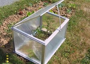 Mini Serre Jardin : best fabriquer sa mini serre de jardin contemporary ~ Premium-room.com Idées de Décoration