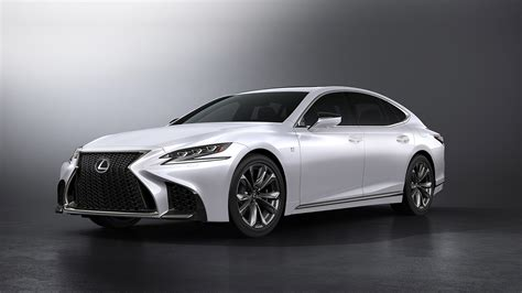 Lexus Ls Photo by 2018 Lexus Ls 500 Wallpapers Hd Images Wsupercars