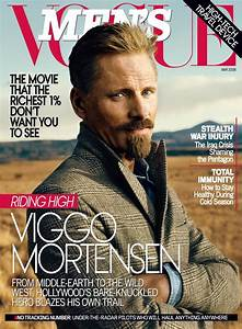 Viggo Mortensen Compares The Oscars To Politics In The March Issue Of Men U2019s Vogue