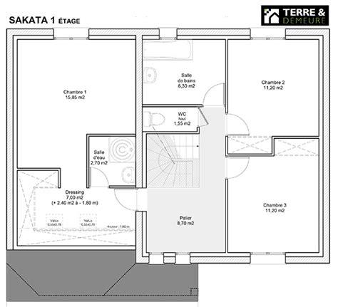 plan maison 150m2 4 chambres plan maison moderne plain pied gratuit 4 plan maison
