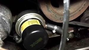 Nissan Murano Oil Cooler O