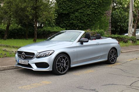 Mercedes C Class Convertible 2017 by 2017 Mercedes C Class Cabriolet Drive Review