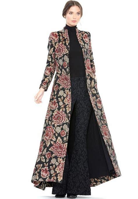 50 baju batik modern terbaru 2018 simple elegan