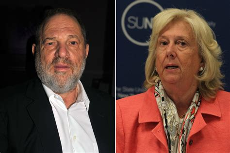 linda fairstein vouched  weinsteins lawyer  model