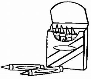 Crayon Box - Cliparts.co
