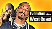 The Evolution Of West Coast Rap [1983 - 2019] - YouTube ...