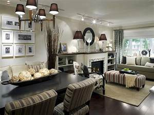 living room and dining room combo decorating ideas living With living room and dining room
