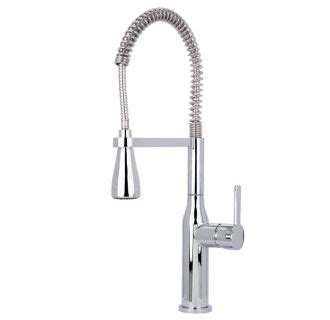 faucet com mss3620ff in 16 gauge stainless steel by miseno