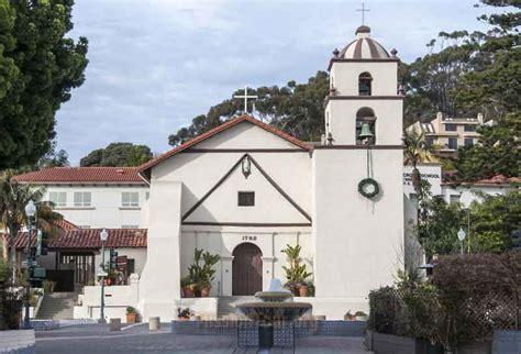 MIssion San Buenaventura - MissionTour