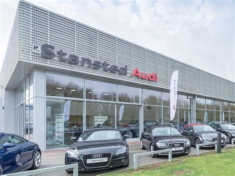 Stansted Audi  New & Used Audi Dealership In Bishop Stortford