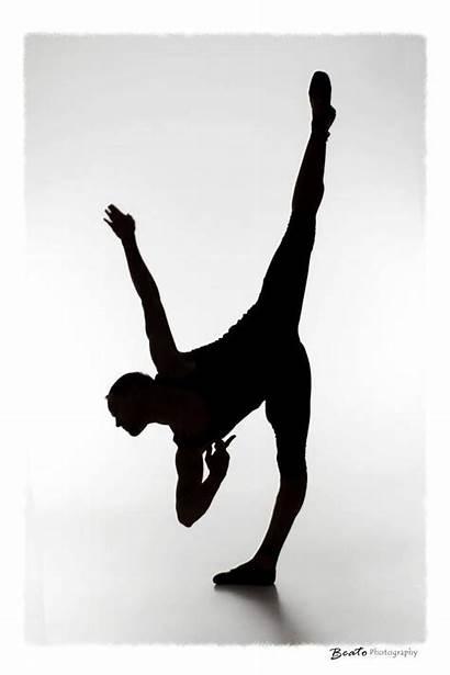 Silhouette Dancer Dance Clipart Male Movement Ballet