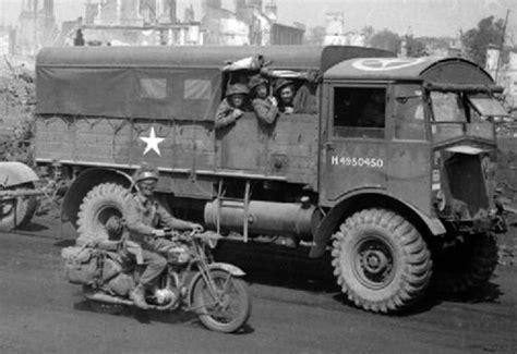 aec matador multi role military truck gun tractor