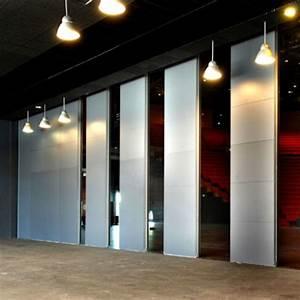 Cloisons Mobiles : cloison mobile acoustique algaflex ~ Melissatoandfro.com Idées de Décoration