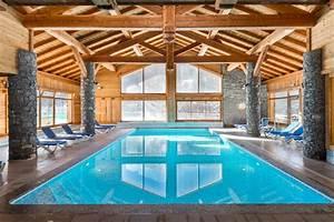 Residence lagrange le hameau du rocher blanc serre for Residence serre chevalier avec piscine