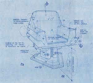 build your own trek captain s chair with brown 171 sketchr