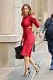 Katharine McPhee in Red Dress -15 | GotCeleb