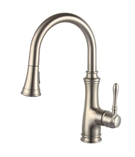 picture 7 of 49 single handle pulldown kitchen faucet