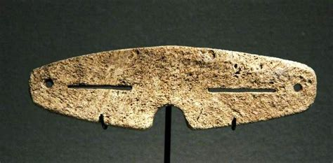 Inuit Snow Goggles Worn To Prevent Snow Blindness More At