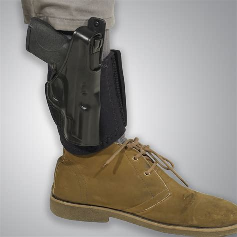 ANKLE GLOVE (ANKLE HOLSTER): Ankle Holsters | Galco Gunleather
