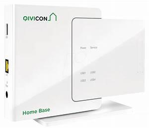 Qivicon Smart Home : qivicon shb v2 qivicon smart home base v2 at reichelt elektronik ~ Frokenaadalensverden.com Haus und Dekorationen