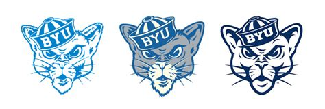 The Latest Evolution Of The Byu Cougar Mascot Design