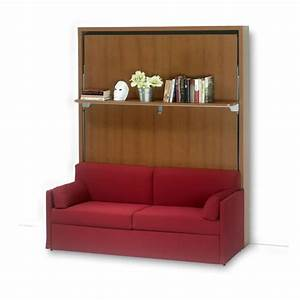 The dile sofa murphy bed italian murphy beds for Sofa becomes bed