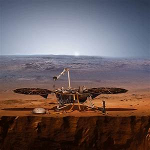 NASA's Next Mars Mission to Investigate Interior of Red ...