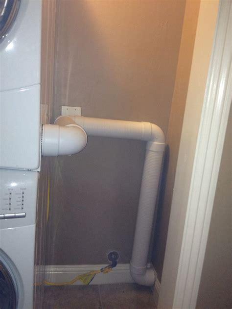 needed  hide  dryer vent      metal