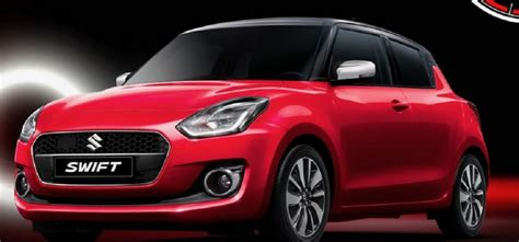 suzuki swift web edition introduced  italy